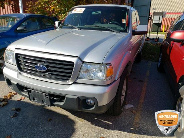 2009 Ford Ranger Sport (Stk: U1145AXZ) in Barrie - Image 1 of 16