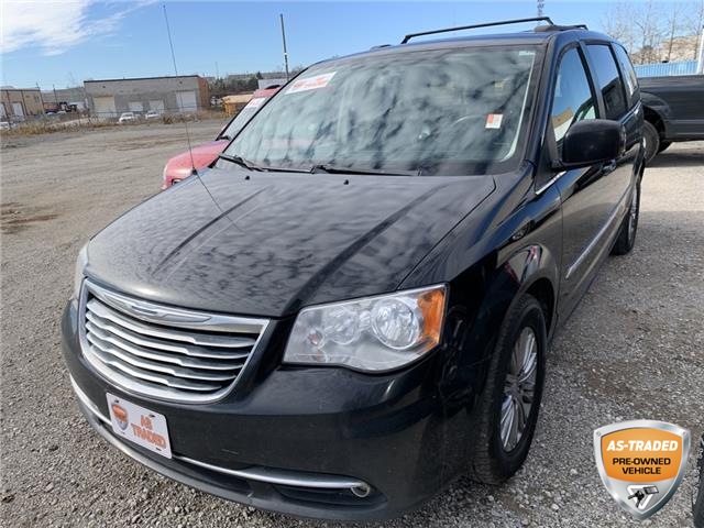 2015 Chrysler Town & Country Touring-L (Stk: 6684AXZ) in Barrie - Image 1 of 19