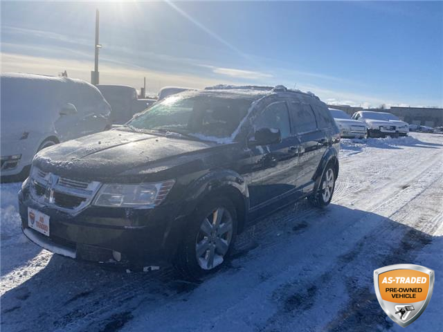 2010 Dodge Journey SXT (Stk: U1088AXZ) in Barrie - Image 1 of 11
