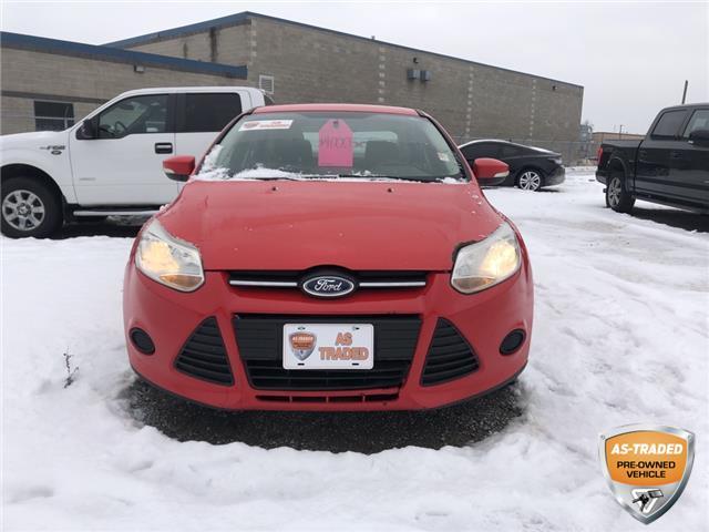 2013 Ford Focus SE (Stk: U0084AZ) in Barrie - Image 1 of 12
