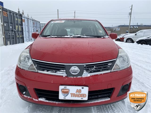 2009 Nissan Versa 1.8 S (Stk: U1208A) in Barrie - Image 1 of 14