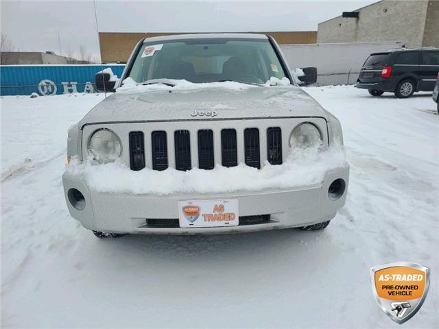 2009 Jeep Patriot Sport/North (Stk: U0959AXZ) in Barrie - Image 1 of 12