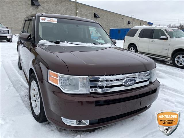 2010 Ford Flex SEL (Stk: U1127BZ) in Barrie - Image 1 of 15