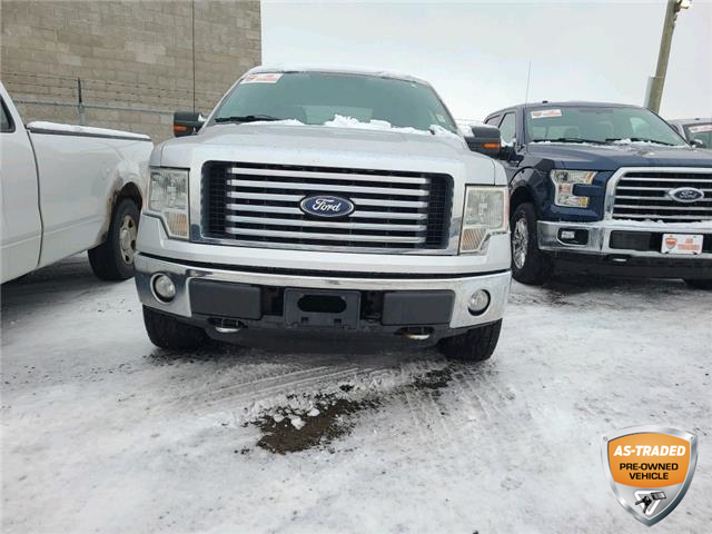 2011 Ford F-150 FX4 (Stk: U1119BXZ) in Barrie - Image 1 of 12