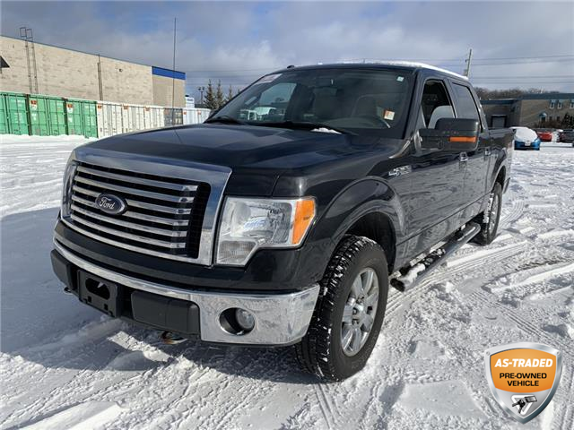 2010 Ford F-150 XLT (Stk: W0036AZ) in Barrie - Image 1 of 18