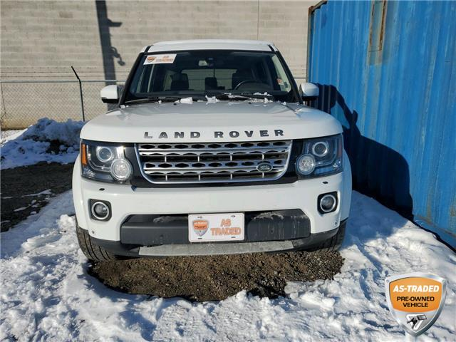 2014 Land Rover LR4 Base (Stk: U1139AXZ) in Barrie - Image 1 of 12