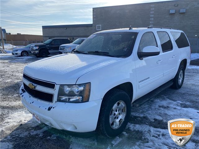 2013 Chevrolet Suburban 1500 LT (Stk: W0227AXZ) in Barrie - Image 1 of 19