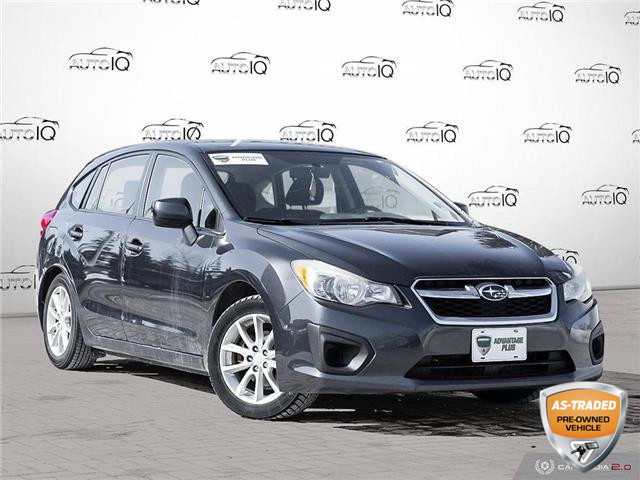 2014 Subaru Impreza 2.0i Touring Package (Stk: W0104A) in Barrie - Image 1 of 25