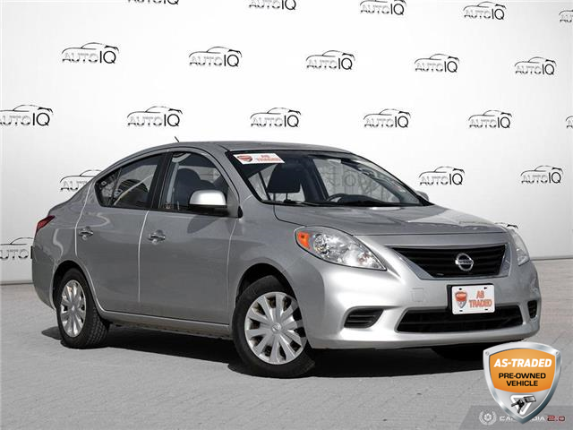 2012 Nissan Versa 1.6 SV (Stk: W0520C) in Barrie - Image 1 of 22