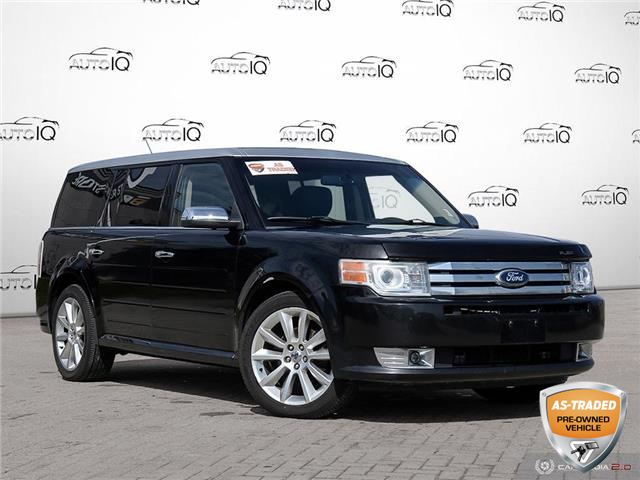 2011 Ford Flex Limited (Stk: T0026BJX) in Barrie - Image 1 of 24