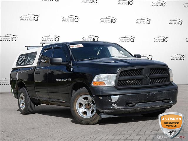2011 Dodge Ram 1500 SLT (Stk: U1291EXZ) in Barrie - Image 1 of 21