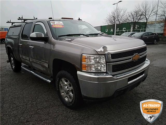2013 Chevrolet Silverado 2500HD LT (Stk: W0216AXZ) in Barrie - Image 1 of 19