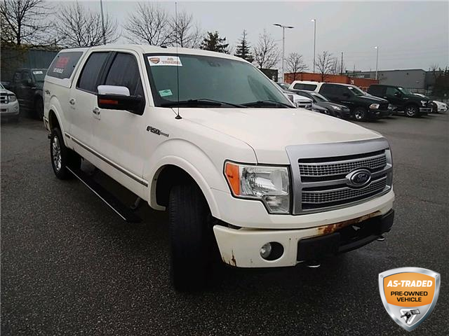 2009 Ford F-150 Platinum (Stk: W0393CXZ) in Barrie - Image 1 of 21