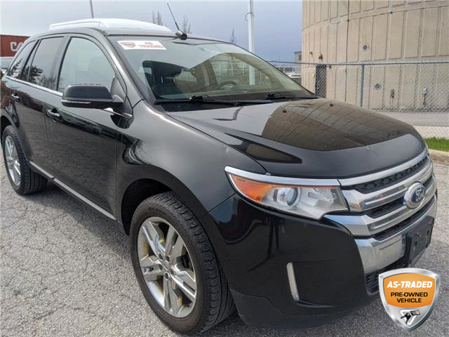 2013 Ford Edge Limited (Stk: 6765BXZ) in Barrie - Image 1 of 22