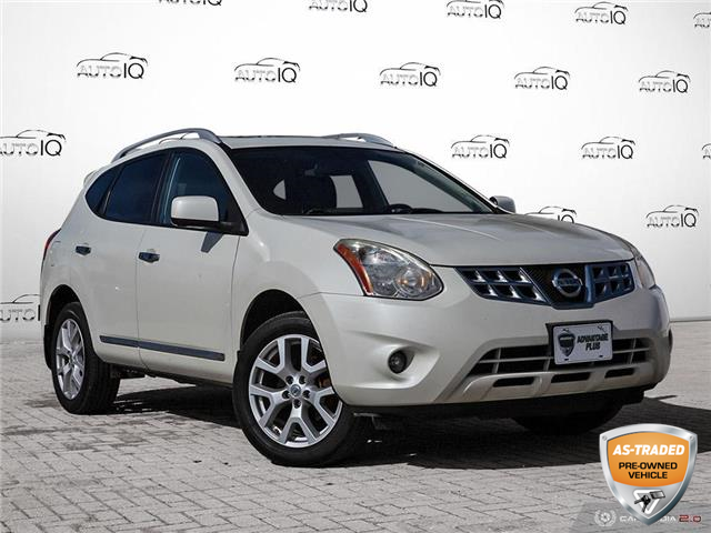 2013 Nissan Rogue SL (Stk: W0059BXZ) in Barrie - Image 1 of 26