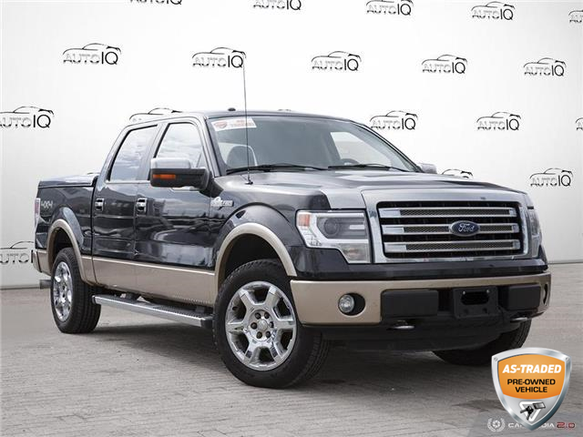 2014 Ford F-150 King Ranch (Stk: W0385AZ) in Barrie - Image 1 of 25
