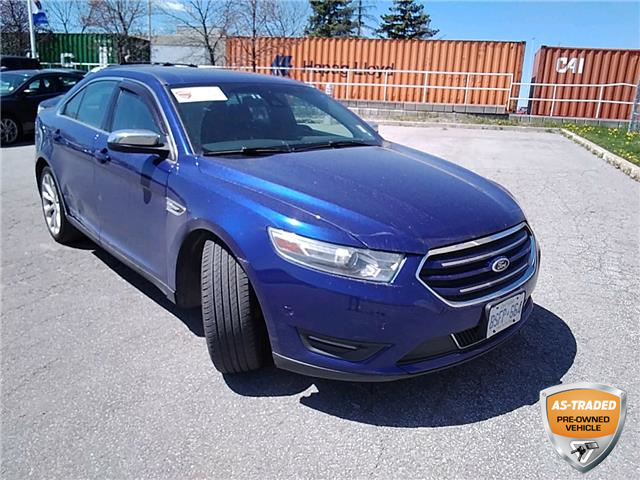 2013 Ford Taurus Limited (Stk: W0668AJX) in Barrie - Image 1 of 22