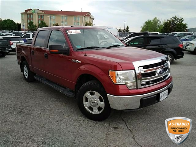 2013 Ford F-150 XLT (Stk: W0612AZ) in Barrie - Image 1 of 29