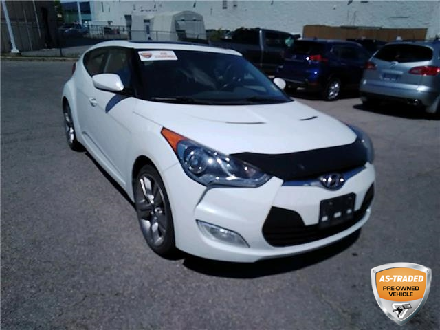 2013 Hyundai Veloster Base (Stk: 6755CXZ) in Barrie - Image 1 of 16