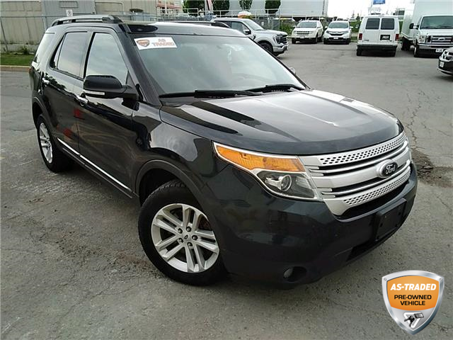 2014 Ford Explorer XLT (Stk: W0459AXZ) in Barrie - Image 1 of 33