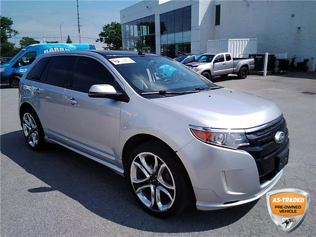 2013 Ford Edge Sport (Stk: W0251AXZ) in Barrie - Image 1 of 31