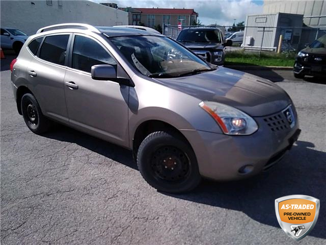 2009 Nissan Rogue SL (Stk: W0828CXZ) in Barrie - Image 1 of 25