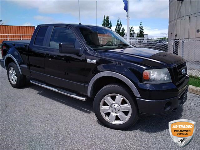 2008 Ford F-150 FX4 (Stk: 6936AXZ) in Barrie - Image 1 of 26