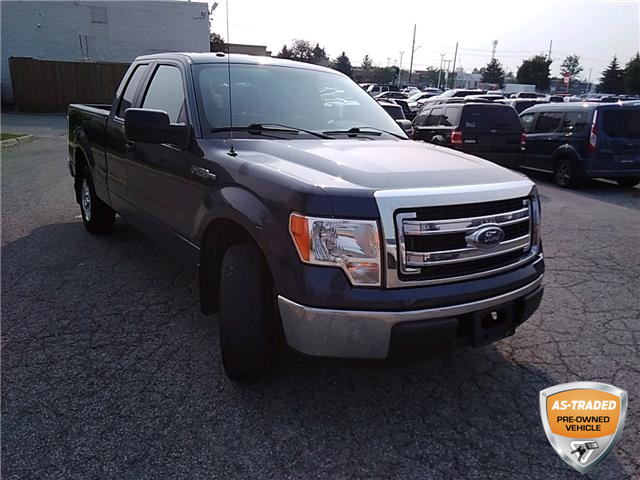 2013 Ford F-150 FX2 (Stk: W0531AXZ) in Barrie - Image 1 of 17