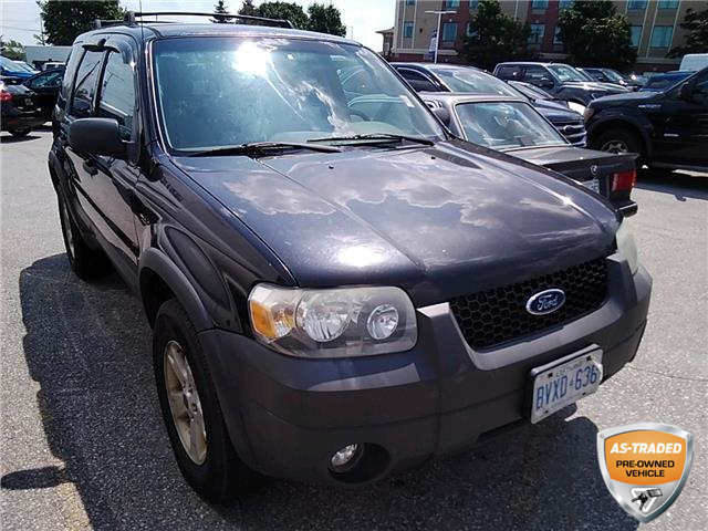 2006 Ford Escape XLT (Stk: W0546BZ) in Barrie - Image 1 of 18