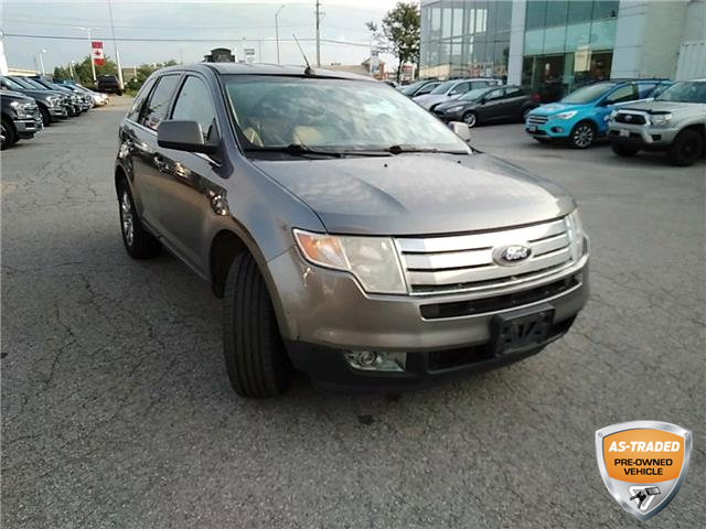 2010 Ford Edge Limited (Stk: W0337CXZ) in Barrie - Image 1 of 40