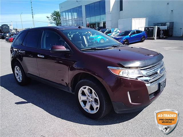 2011 Ford Edge SEL (Stk: W0298CZ) in Barrie - Image 1 of 20