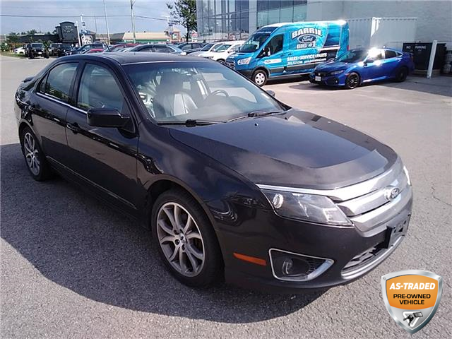 2012 Ford Fusion SEL (Stk: W0432BXZ) in Barrie - Image 1 of 19