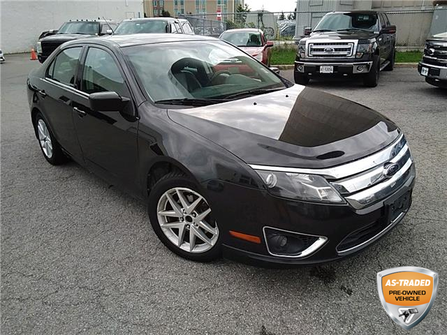 2010 Ford Fusion SEL (Stk: 7050AXZ) in Barrie - Image 1 of 24