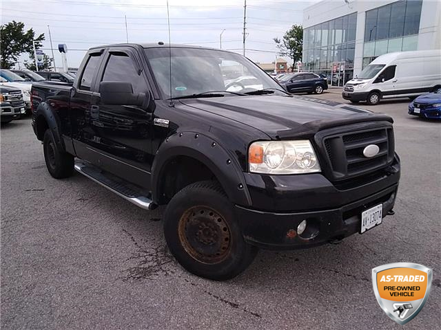 2008 Ford F-150 FX4 (Stk: 7011AZ) in Barrie - Image 1 of 23