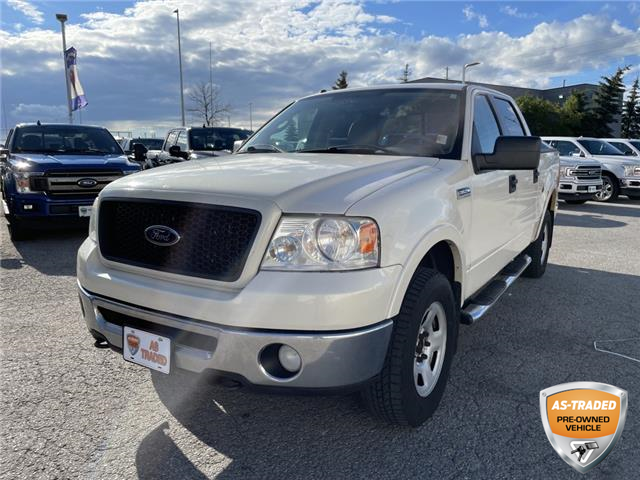 2008 Ford F-150 Lariat (Stk: W1007AXZ) in Barrie - Image 1 of 13