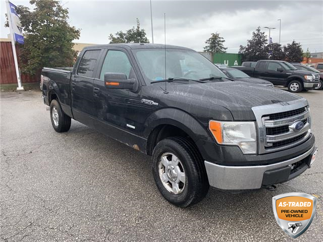 2013 Ford F-150 XLT (Stk: W1111AZ) in Barrie - Image 1 of 11
