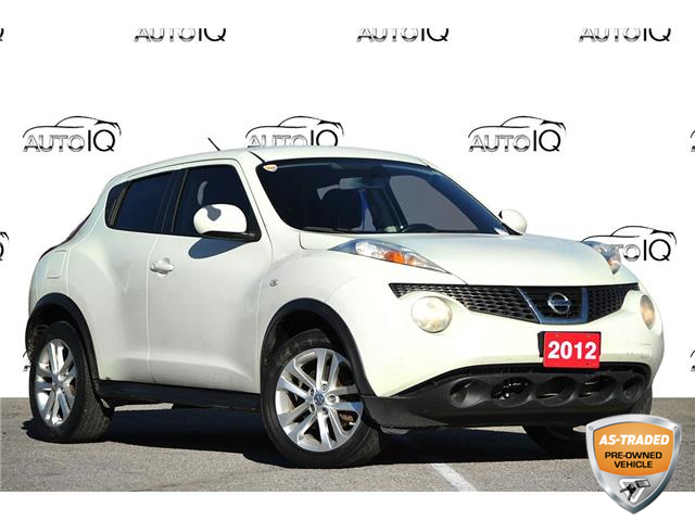 2012 Nissan Juke SV (Stk: 153840AJZ) in Kitchener - Image 1 of 18