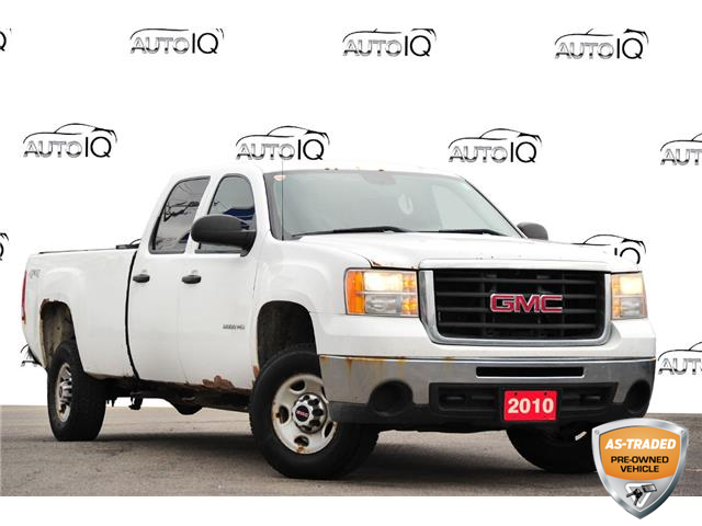 2010 GMC Sierra 2500HD WT (Stk: 153960XZ) in Kitchener - Image 1 of 16