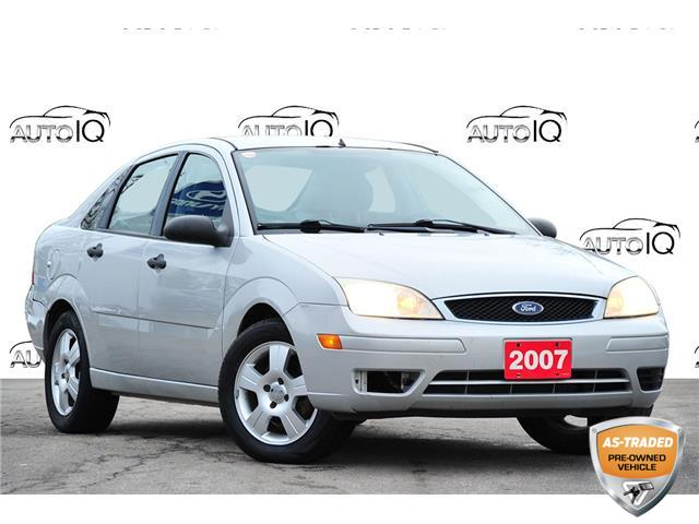 2007 Ford Focus SE (Stk: D99820AZ) in Kitchener - Image 1 of 15