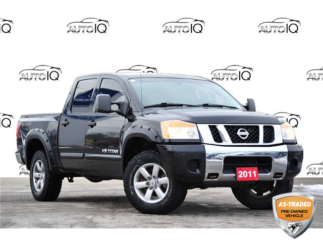 2011 Nissan Titan SV (Stk: D99690BZ) in Kitchener - Image 1 of 17