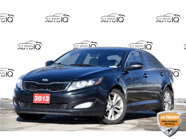 2013 Kia Optima EX Turbo (Stk: D99510BZ) in Kitchener - Image 1 of 19