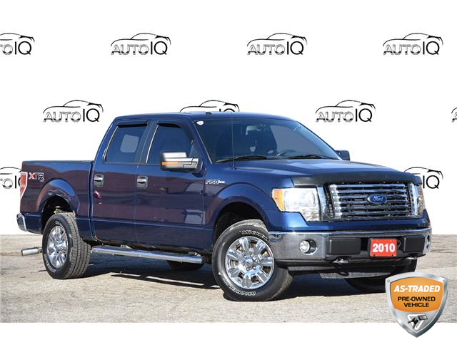 2010 Ford F-150 XLT (Stk: D100570AZ) in Kitchener - Image 1 of 20