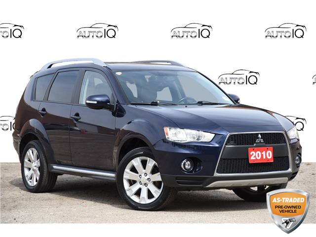 2010 Mitsubishi Outlander XLS (Stk: 155460AXZ) in Kitchener - Image 1 of 21