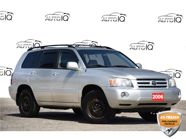 2006 Toyota Highlander V6 (Stk: 155660AZ) in Kitchener - Image 1 of 18