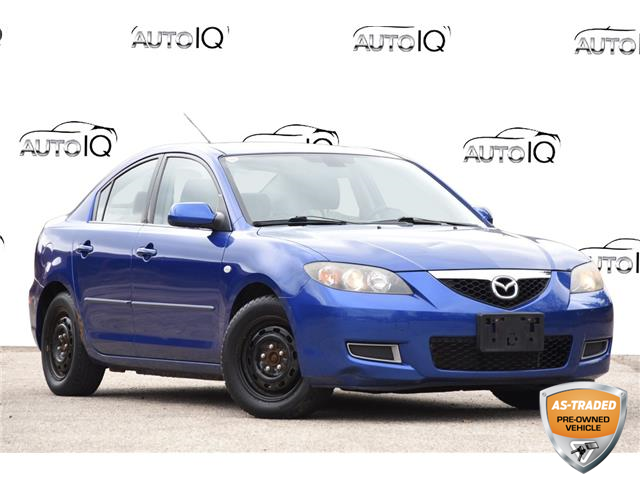 2007 Mazda Mazda3 GS (Stk: 156100AXZ) in Kitchener - Image 1 of 17