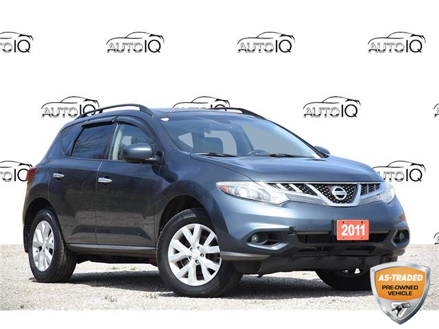 2011 Nissan Murano SL (Stk: 156190AXZ) in Kitchener - Image 1 of 18