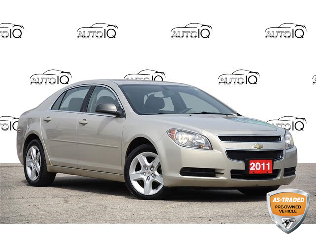 2011 Chevrolet Malibu LS (Stk: D101000AZ) in Kitchener - Image 1 of 18