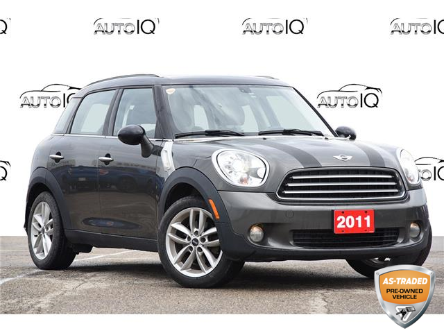 2011 MINI Cooper Countryman Base (Stk: 21F1860AZ) in Kitchener - Image 1 of 17