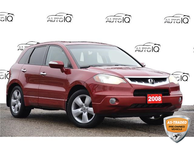 2008 Acura RDX Base (Stk: 156420AXZ) in Kitchener - Image 1 of 19