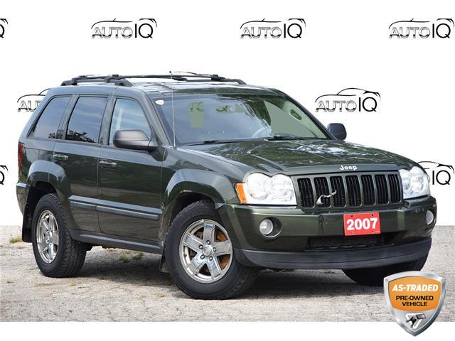 2007 Jeep Grand Cherokee Laredo (Stk: 158750X) in Kitchener - Image 1 of 14